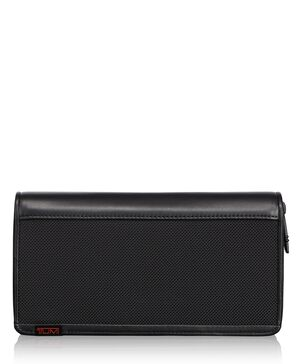 ALPHA SLG ZIP-AROUND TRAVEL WALLET  hi-res | TUMI