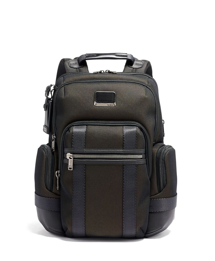 알파브라보 NATHAN BACKPACK  hi-res | TUMI